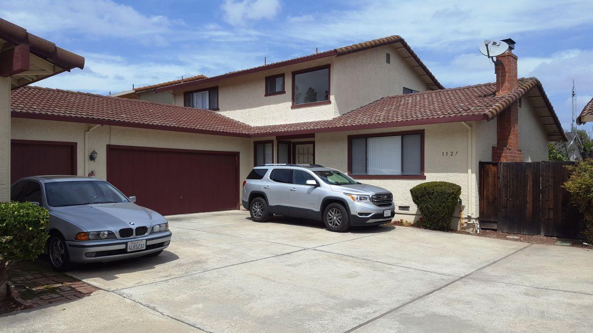 1325 & 1327 Coniston Ct, San Jose CA 95118