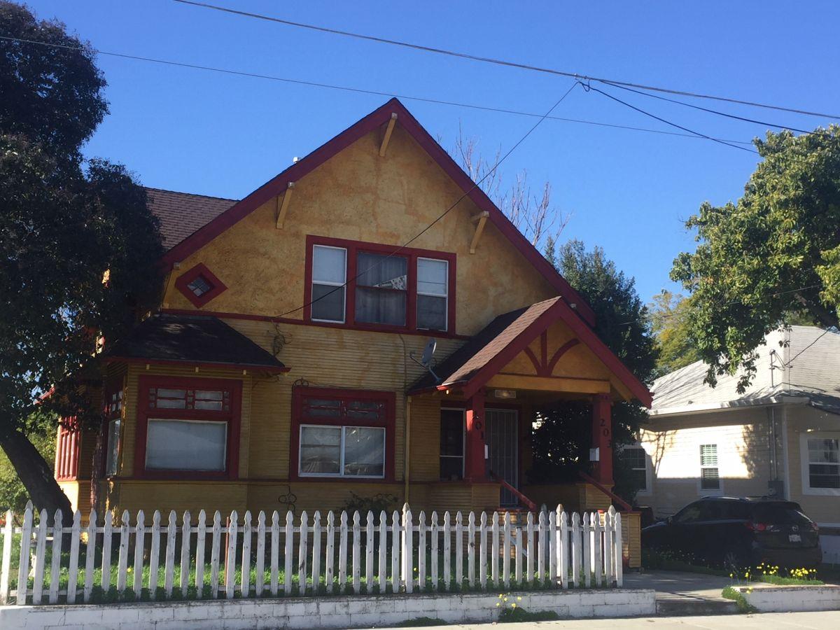 201-203 N 12th st, San Jose, CA 95112